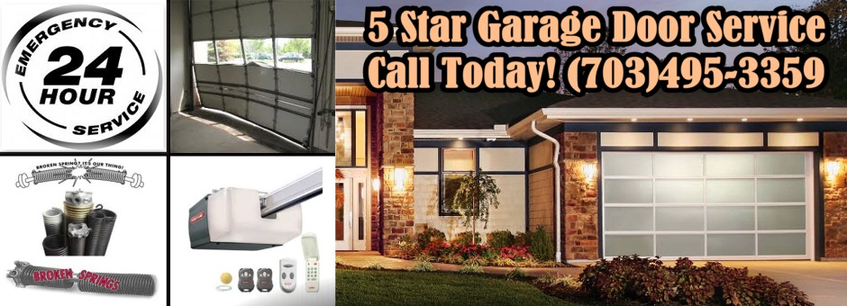 Fairfax Garage Door Service (703)495-3359